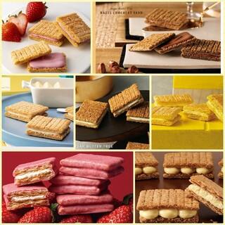 【シュガーバターの木 】お試し7種類10個セット‼️(菓子/デザート)