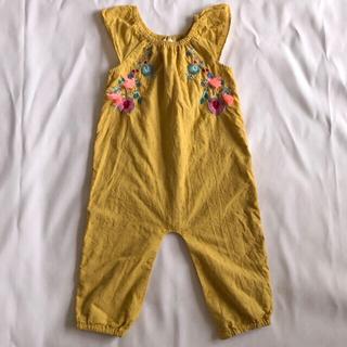 ネクスト(NEXT)のnext baby 刺繍サロペット 90cm〜100cm(その他)