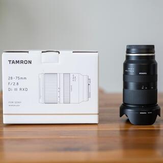 TAMRON - TAMRON 28-75mm F/2.8 Di III RXD A036
