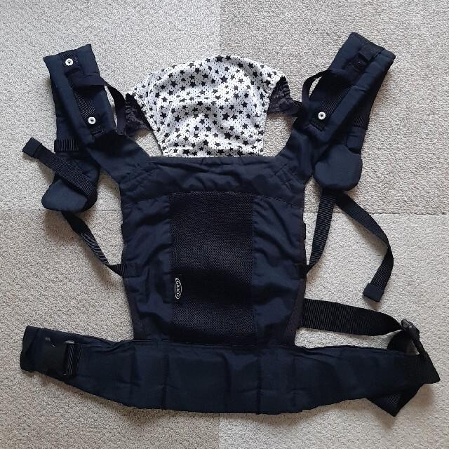 Aprica(アップリカ)のaprica グレコ 抱っこ紐 キッズ/ベビー/マタニティの外出/移動用品(抱っこひも/おんぶひも)の商品写真