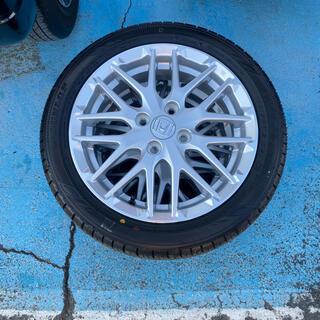 ホンダ(ホンダ)のN-BOX 純正ホイール タイヤ セット 15インチ(タイヤ・ホイールセット)
