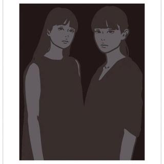 KYNE 限定50枚 EDサイン入り版画 シルクスクリーン UNTITLED(版画)