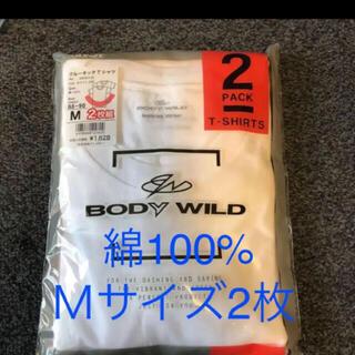 グンゼ  ボディワイルド Tシャツ M 2枚