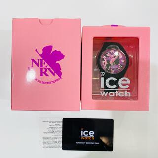 アイスウォッチ(ice watch)のICE WATCH エヴァンゲリオン 新品(腕時計)