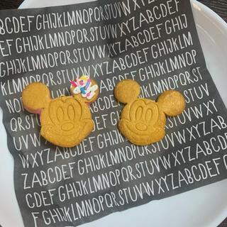 ディズニー(Disney)のミッキー クッキーアイスサンド オーダー受付中(キーホルダー/ストラップ)