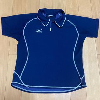 ミズノ(MIZUNO)のすこ様専用 ミズノ ゲームシャツ 紺、黄色 2枚セット(ウェア)