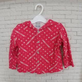 エンリココベリ(ENRICO COVERI)の  ENRICO COVERI babyパーカー 80cm(Tシャツ)