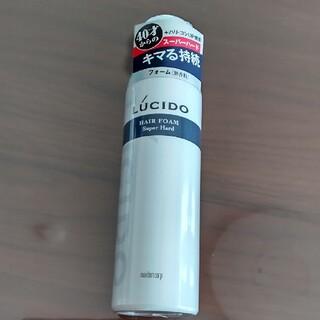 ルシードエル(LUCIDO-L)の整髪料 LUCIDO ヘアフォーム スーパーハード(ヘアムース/ヘアジェル)