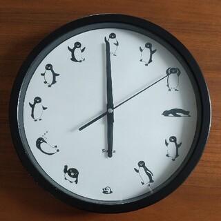 JR - JR東日本 Suicaのペンギン Suicaペンギン 掛け時計 中古品 匿名配送