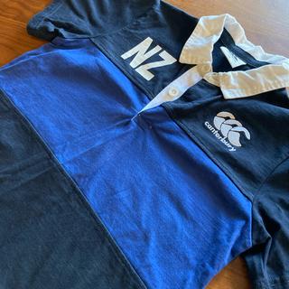 Canterbury カンタベリーラガーシャツ140