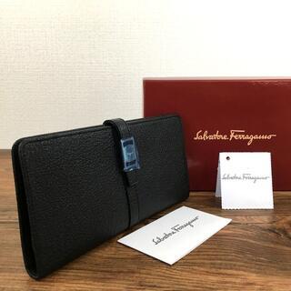 フェラガモ(Ferragamo)の未使用品 Salvatore Ferragamo 長財布 フェラガモ 155(財布)
