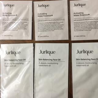 ジュリーク(Jurlique)のjurlique サンプル(化粧水/ローション)