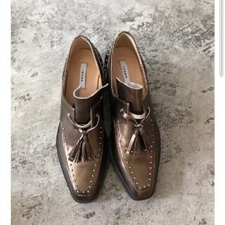 アメリヴィンテージ(Ameri VINTAGE)のアメリヴィンテージ ローファー(ローファー/革靴)