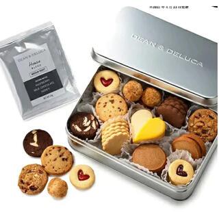 ディーンアンドデルーカ(DEAN & DELUCA)のDEAN & DELUCAアメリカンクッキー クッキー缶 コーヒーギフト(菓子/デザート)