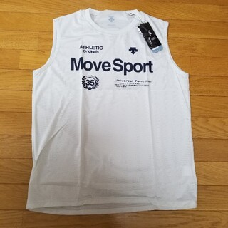 デサント(DESCENTE)のA 新品 デサント ムーヴスポーツ MOVESPORT 機能素材 カットソー(Tシャツ/カットソー(半袖/袖なし))