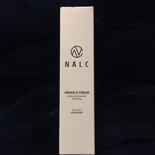 NALC薬用ホワイトリンクルクリーム  新品未使用(アイケア/アイクリーム)
