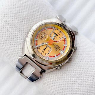 アルバ(ALBA)のALBA/AKA メンズクォーツ腕時計 クロノグラフ 稼動品(腕時計(アナログ))