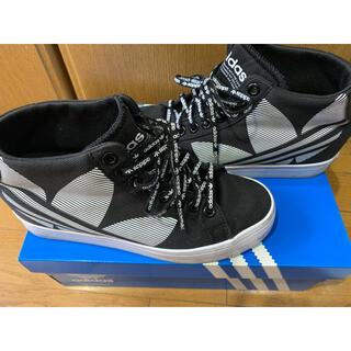 アディダス(adidas)の秋桜様専用🌸 COURTVANTAGE HEEL TREFOIL (スニーカー)