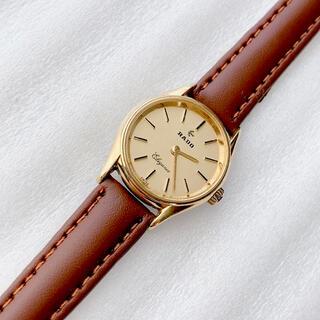 ラドー(RADO)のRADO  Elegance レディースクォーツ腕時計 稼動 ベルト未使用(腕時計)