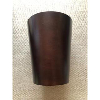 IDEE - ゴミ箱 木製 美品