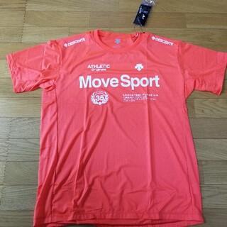 デサント(DESCENTE)のF 新品 デサント ムーヴスポーツ MOVESPORT 機能素材Tシャツ(Tシャツ/カットソー(半袖/袖なし))