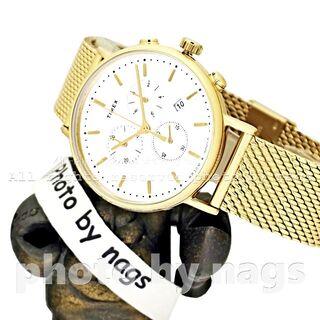 タイメックス(TIMEX)の【値下げ!❤】【TIMEX】タイメックス・フェアフィールド・クオーツ(腕時計(アナログ))