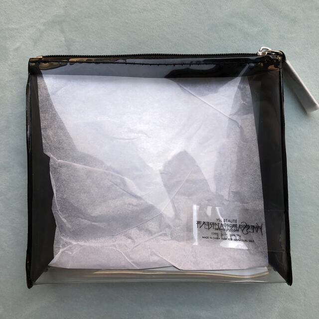 Yves Saint Laurent Beaute(イヴサンローランボーテ)のイヴ・サンローラン 化粧ポーチ レディースのファッション小物(ポーチ)の商品写真