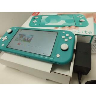 Nintendo Switch - Nintendo Switch Lite Turquoise