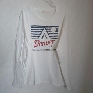 バックナンバー(BACK NUMBER)のBACK NUMBER メンズ Lサイズ ロンT(Tシャツ/カットソー(七分/長袖))