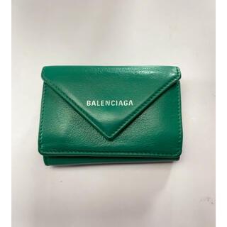 Balenciaga - BALENCIAGA メンズ ペーパーミニウォレット