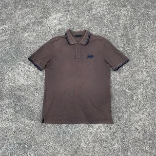 プラダ(PRADA)のPRADA ポロシャツ ロゴ刺繍(ポロシャツ)