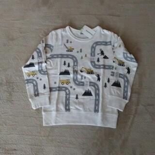 クレードスコープ(kladskap)の未使用タグ付き⭐クレードスコープ ロンT 120(Tシャツ/カットソー)