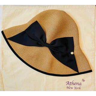 ユナイテッドアローズ(UNITED ARROWS)のAthena New York  Kimberly(麦わら帽子/ストローハット)