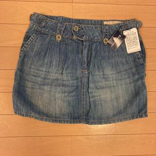 ラルフローレン(Ralph Lauren)のラルフローレン 150 デニム スカート ミニスカート 新品未使用 タグ付き(スカート)