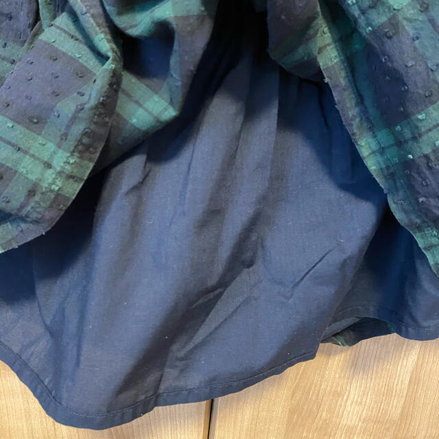 familiar(ファミリア)のファミリア スカート 120 キッズ/ベビー/マタニティのキッズ服女の子用(90cm~)(スカート)の商品写真