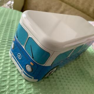 KALDI - KALDIオリジナル バス缶 ブルー