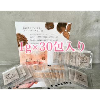 チャーガ茶 ピーチメルバ 30包(茶)