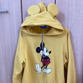 ディズニー(Disney)の【5/9まで】ミッキーパーカー LLサイズ(パーカー)