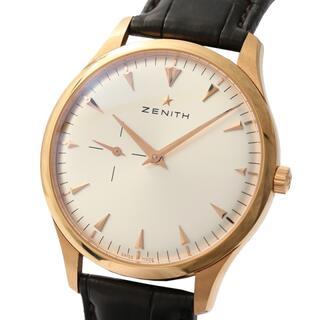 ゼニス(ZENITH)のゼニス ZENITH エリート681 ウルトラシン 腕時計 メンズ【中古】(その他)