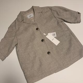 ドゥロワー(Drawer)のコエル COEL 半袖 ジャケット 新品(テーラードジャケット)