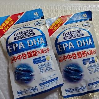 コバヤシセイヤク(小林製薬)の小林製薬の栄養補助食品 EPA DHA二袋セット(ビタミン)