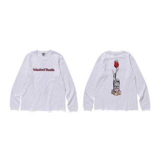 GDC - Wasted youth×Creative drug store  L/STee
