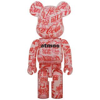 メディコムトイ(MEDICOM TOY)のatmos × Coca-Cola 1000% CLEAR BODY(その他)