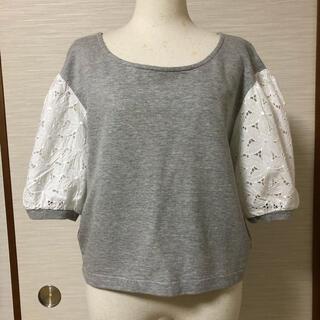 ビーラディエンス(BE RADIANCE)のTシャツ カットソー トップス(カットソー(半袖/袖なし))