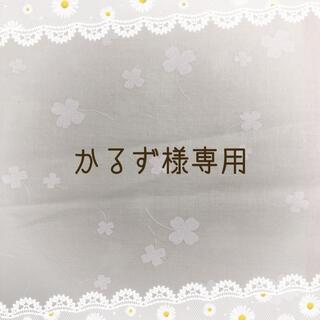 キスマイフットツー(Kis-My-Ft2)の【かるず様専用】ミニうちわ(その他)