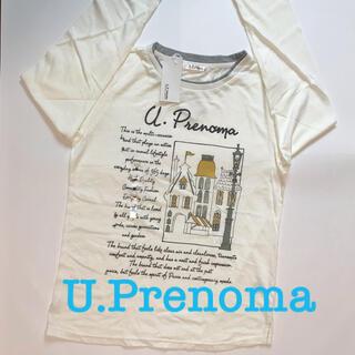 ユーピーレノマ(U.P renoma)の【未使用】Tシャツ M(Tシャツ(長袖/七分))