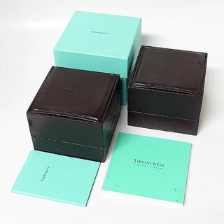 ティファニー(Tiffany & Co.)の【ティファニー/TIFFANY】時計用ケース・箱 取説 2個まとめて(その他)