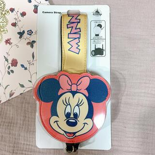 ディズニー(Disney)のDisney  ミニー カメラストラップ(その他)