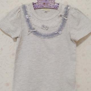 ⑨ パンパンチュチュ 半袖 トップス 100(Tシャツ/カットソー)