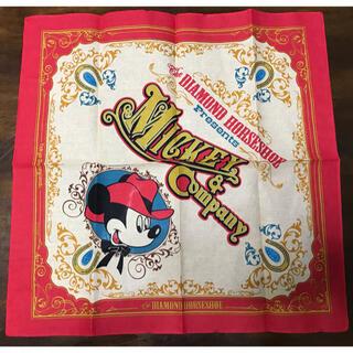 ディズニー(Disney)の新品 東京ディズニーランド ミッキー  バンダナ(バンダナ/スカーフ)